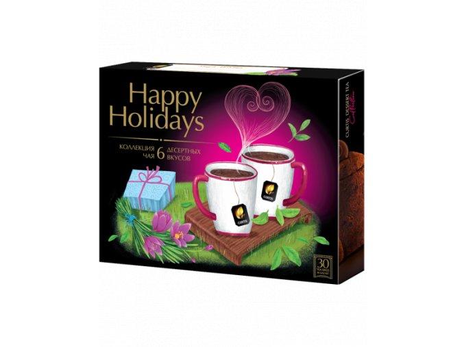 dessert tea collection 585g 30 sacku