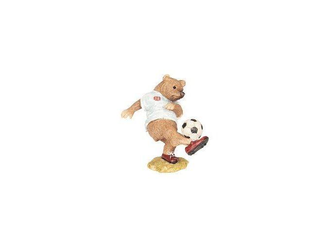 medvěd fotbalista