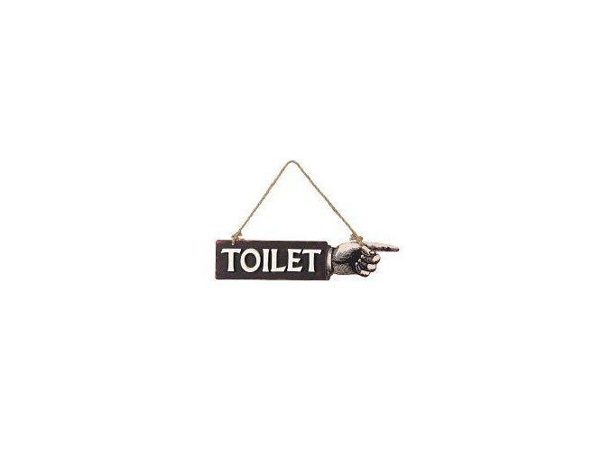 toilet ruka