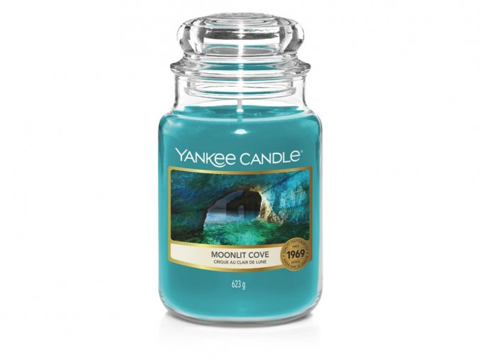 Yankee Candle - MOONLIT COVE 623g