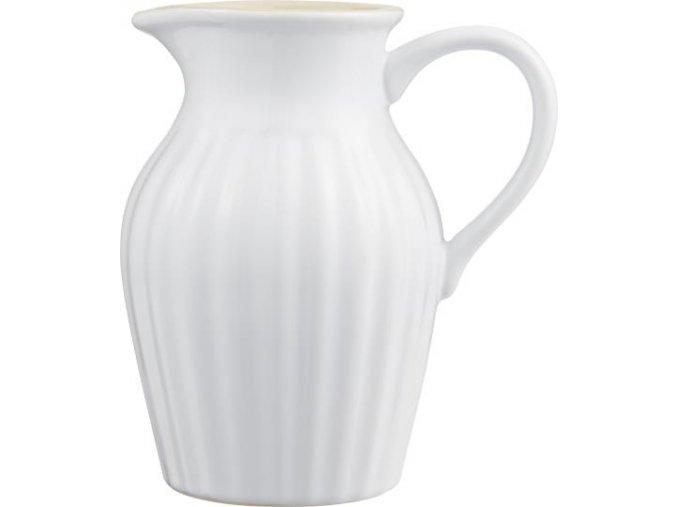 2077 11 W540 džbán pure white
