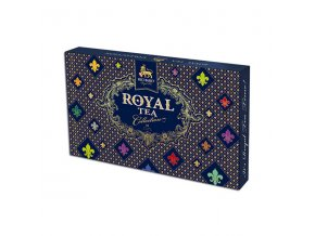 ROYAL TEA COLLECTION 40G FRONT