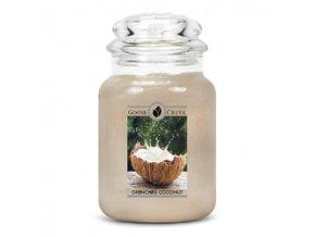 sťavnatý kokos