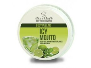 peeling icy mojito