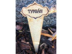 Tymián