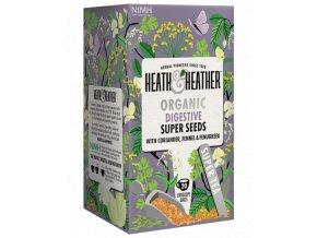 Heath&Heather BIO Čaj na zažívání (20 sáčků)