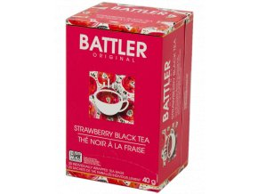 strawberry black tea 20x2g