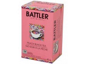 peach black tea 20x2g