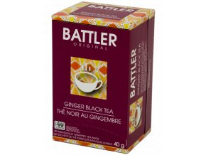 ginger black tea 20x2g