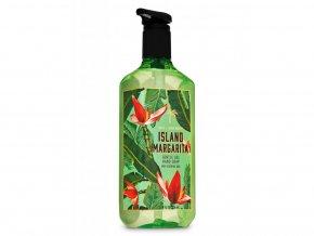 bath body works gelove mydlo island margarita