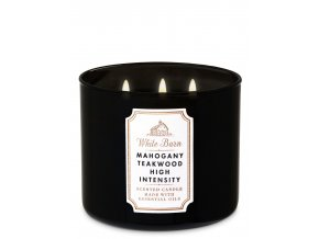 mahogany teakwood high intesnity