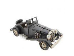 model auta černé