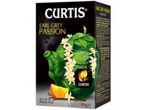 curtis earl grey passion 90 g