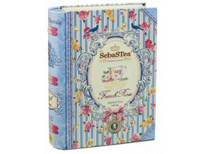 sebastea french rose 100g sypany caj