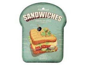 keramické prkénko sandwiches