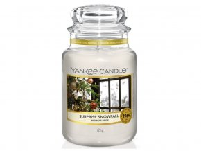Yankee Candle - Surprise Snowfall 623g