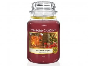 Yankee Candle - Holiday Hearth 623g