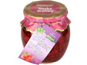 horke ovoce maliny 520 ml