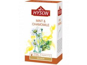 chamomile mint