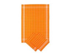 negativ oranžová
