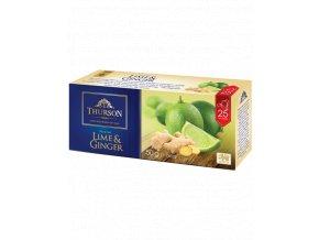 lime ginger 25x2g
