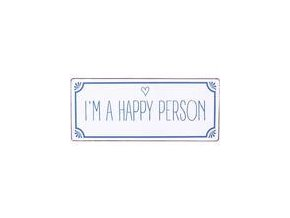 HAPPY PERSON
