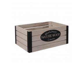 bedýnka nature wood 26