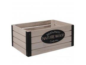 bedýnka nature wood 36cm