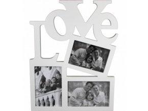 fotorám love 3 fotky