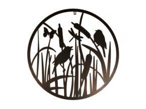 nástěnná dekorace ptáčci