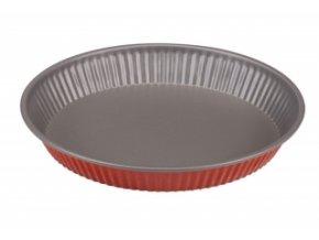forma na koláč 28 cm červená guardini