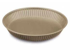 forma na koláč 28 cm zlatá