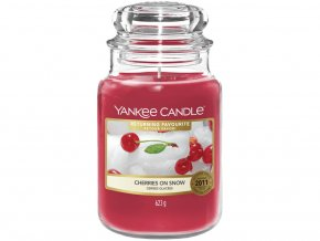 34431 yankee candle cherries on snow