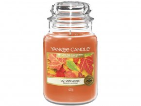 34428 yankee candle autumn leaves