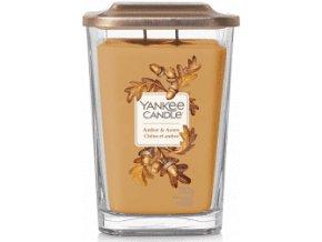 elevation yenakke candle amber acorn z naší kredence