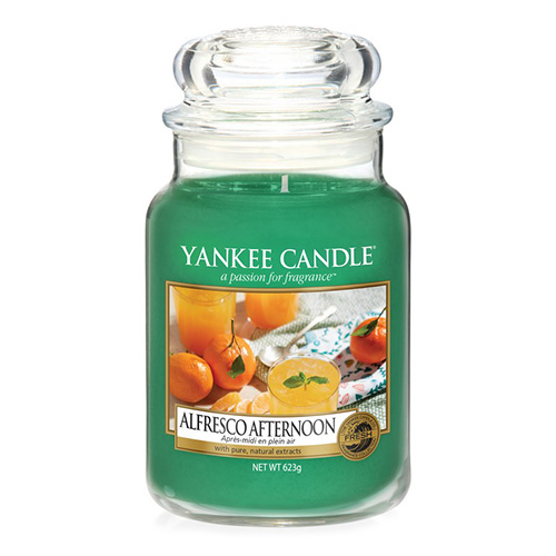 Yankee Candle - Alfresco Afternoon 623g
