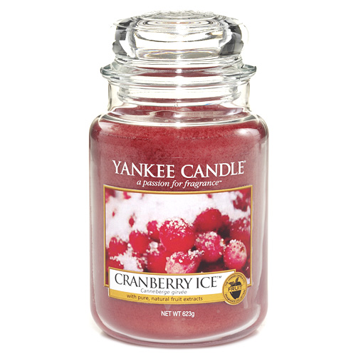 Yankee Candle - Cranberry Ice 623g