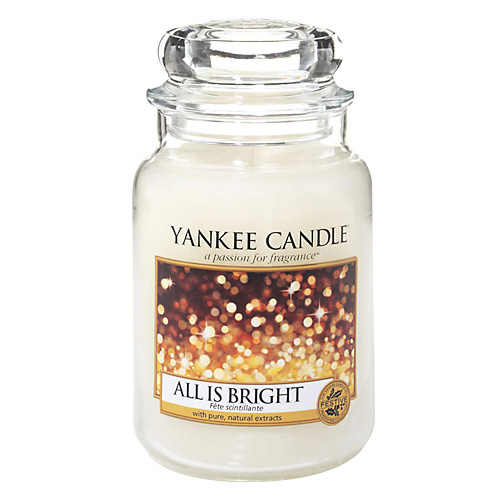 Yankee Candle - All Is Bright 623g