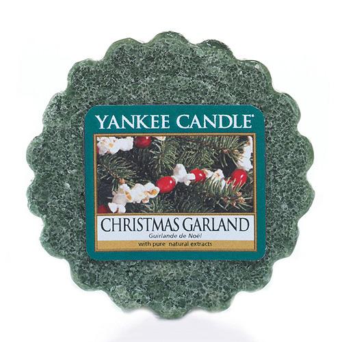 Yankee Candle - vonný vosk Christmas Garland