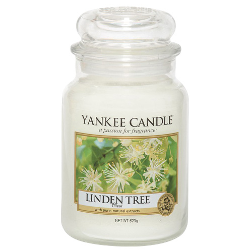 Yankee Candle - Linden Tree 623g