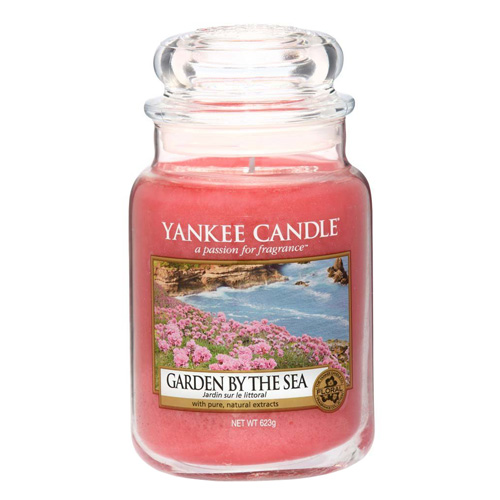 Yankee Candle - Garden By The Sea 623g