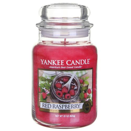 Yankee Candle - Red Raspbery 623g