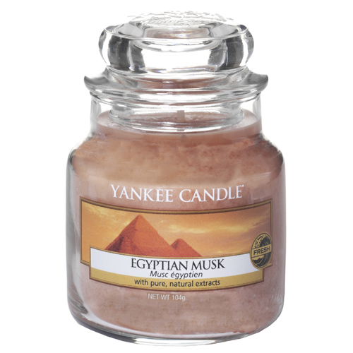 Yankee Candle - Egyptian Musk 104g