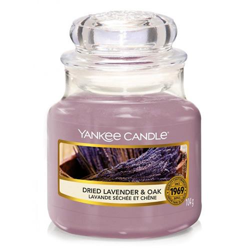 Yankee Candle - Dried Lavender & Oak 104g