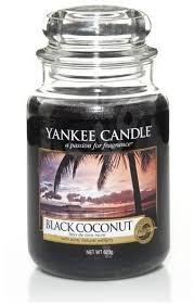 Yankee Candle - Black Coconut 623g