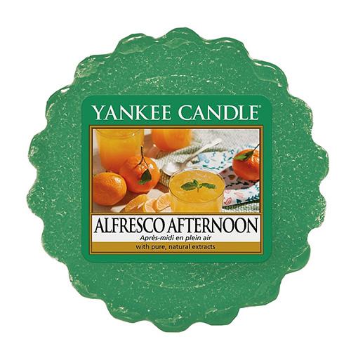 Yankee Candle - vonný vosk - Alfresco Afternoon