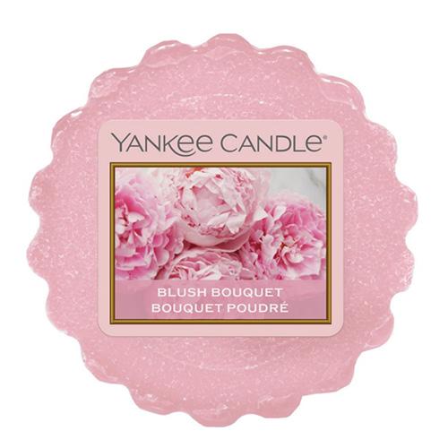 Yankee Candle - vonný vosk - Blush Bouquet