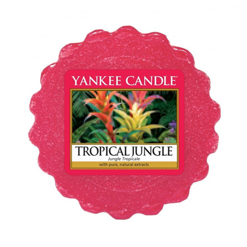 Yankee Candle - vonný vosk - Tropical Jungle