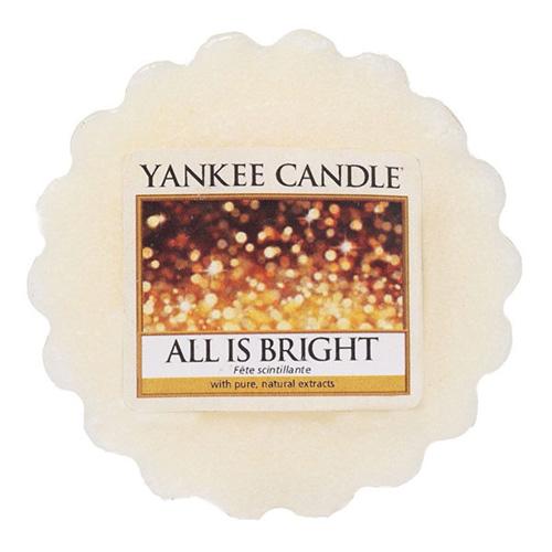 Yankee Candle - vonný vosk - All Is Bright