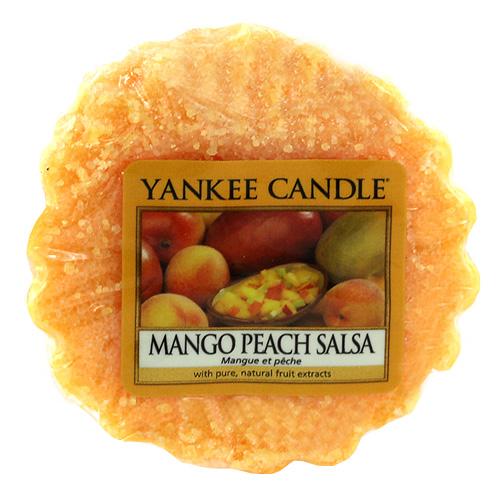 Yankee Candle - vonný vosk - Mango Peach Salsa